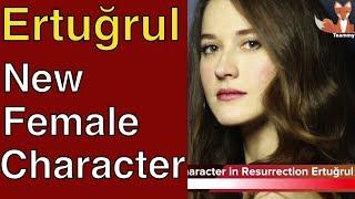 New female character in Resurrection Ertuğrul series #TeammyTS