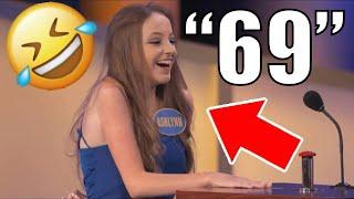 ????????ALL-TIME FUNNIEST FEMALE MOMENTS IN GAME SHOW HISTORY!????????(PART 1)????????