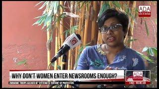 Need for women's engagement in journalism field and issued faced by female journalists (English)