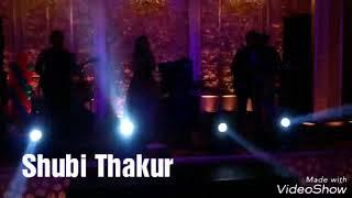 Shubi Thakur's Band /Female Vocalist/live Band /show reel.