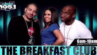 Breakfast Club Power 105.1 FM 8-13-2018 Full Audio