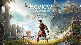 Assassin's Creed Odyssey Xbox One X Gameplay Review