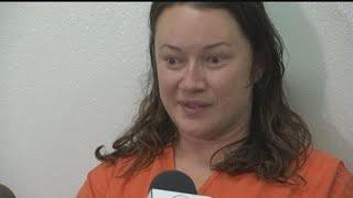 RAW VIDEO: Woman speaks from jail about sending 65,000 text messages to PV man