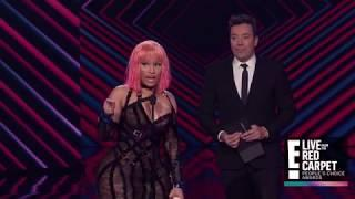 Nicki Minaj Female artist 2018 | People's Choice Awards