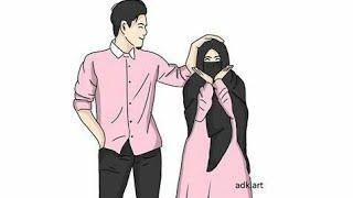 ???????? Muslim couple WhatsApp status ???? new Muslim couples status video/ female version