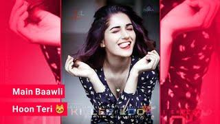 Female Version Sad + Love Song Full Screen Whatsapp Status Video || Punjabi Status || Dhruv CreaTion