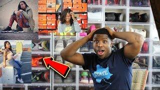 Rating Female Sneaker Youtubers!! Must Watch‼️