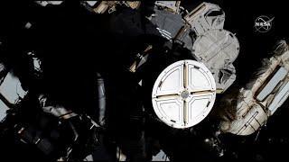 First All-Female Spacewalk Has Begun