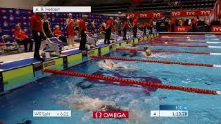 Women's 200m Breast C Final | 2018 TYR Pro Swim Series - Indy