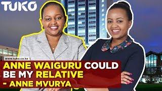 UON first female chairperson determined to trace relationship with Governor Waiguru | Tuko TV