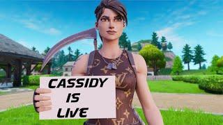 Fortnite Battle Royale LIVE|Decent Female Console Player| Creative 1v1s #VibrantUprise