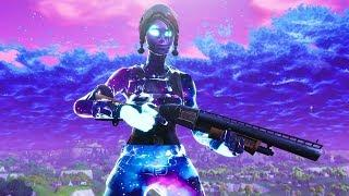 i got the female Galaxy skin by doing this... ????