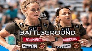 BATTLEGROUND - FEMALE CROSSFIT MOTIVATION 2018