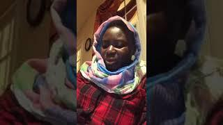 Liberian female artist, Munah, speaks out about being inappropriately touched by Deng,