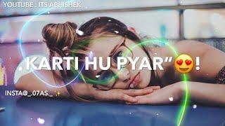 Sun Soniye Sun Dildar Female Version Whatsapp Status Video 2019 | Latest Romantic Status Video 2019