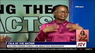 TALK OF THE NATION: Helping former female LRA abductees reintegrate