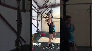 Rep it Out Q3 - LN CrossFit Red Female Rx