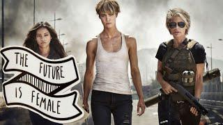 The future of Terminator is FEMALE! New Image proves that what the fans want is wrong.