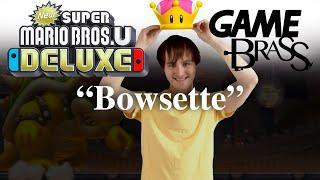 """Bowsette"" New Super Mario Bros. U Deluxe Brass Quintet"