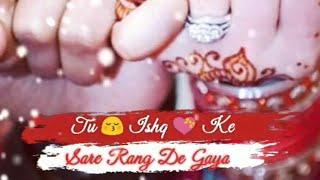 """Pal Ek Pal"" Female Version Lyrics Romantic WhatsApp Status Video Song By "" Jalebi""..."