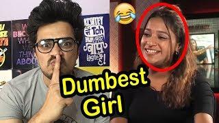 Funniest Girl on Indian TV Show ????