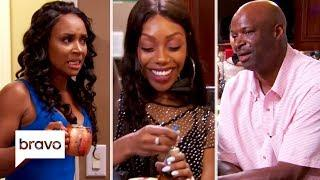 The Married To Medicine Guys Get Caught With Female Bartenders | Bravo
