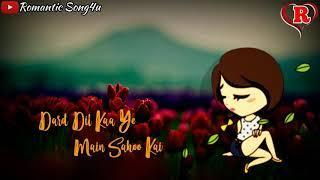 Tu Pyar Hai Whatsapp Status Video | Female Version | Romantic Song4u