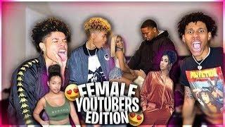 EXTREME SMASH OR PASS FEMALE YOUTUBER EDITION???? | FT YRNDJ, BJ GROOVY, RG OFFICIAL