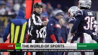 NFL's First Female Referee Continues Breaking Boundaries
