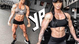 FEMALE BEAST - Rach White  | Fitness Motivation
