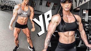 FEMALE BEAST - Rach White  | Fitness Motivation