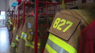 Minn. Fire Departments Cast Net For Female Firefighters