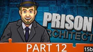 Prison Architect Season 4 - Ep 12 - Health and Safety - Gameplay (1440p)