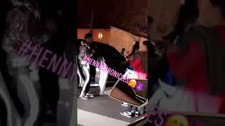 Lil Uzi Vert Arguing With Female After Lil Baby's Concert In Philly