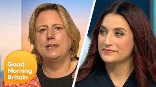 Female MPs Advised Not to Campaign Alone at Night | Good Morning Britain