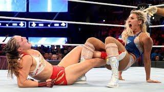 Charlotte Flair vs. Ronda Rousey - Survivor Series 2018