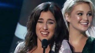 "Lauren Jauregui Wins ""Choice Female Hottie"" at the 2018 Teen Choice Awards"