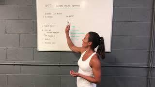 **Team Alpha Female** FREE Workout Series. Workout #1 G.V.T