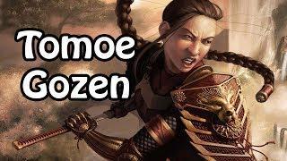 Tomoe Gozen: The Female Samurai Warrior (Japanese History Explained)