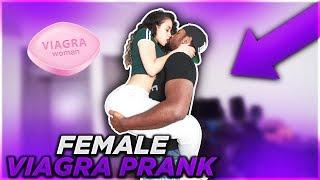 REVENGE FEMALE V.I.A.G.R.A PRANK ON GIRLFRIEND!!! ????????