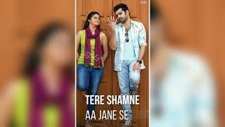 Old song full screen WhatsApp Status Video | Female version | Aishe Na Mujhe Tum Dekho