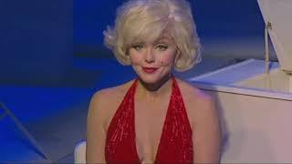 Sunny Thompson talks about her one-woman show as Marilyn Monroe