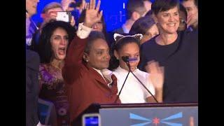 Chicago Elects Lori Lightfoot, Its First Black Female, Openly Gay Mayor