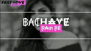 ???? Bachaye Ram Re ???? Female version ???? Girls Attitudes ???? Attitude whatsapp status video 201