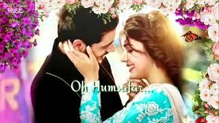 oh Humsafar(Female Version) //by dip official music //whatsaap status video