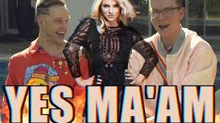YES MA'AM | Beyonce, Britney, and Carrie Fisher