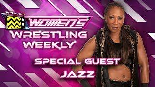 Interview w/ WWE Legend Jazz - Season 2 Ep. 1 Women's Wrestling Weekly