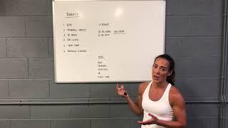 **Team Alpha Female** FREE Workout Series. Workout #3 TABATA