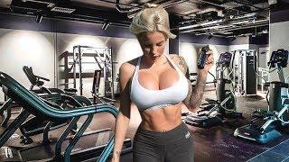"Female Fitness Motivation - Best Workout Girls""2019"""