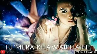 Tu Mera Khawab Hain | Female | Romantic | WhatsApp Status Video | 30 Sec | Lyrics